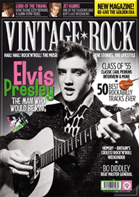 Vintage Rock launch issue