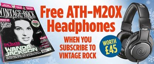 Subscribe to Vintage Rock today