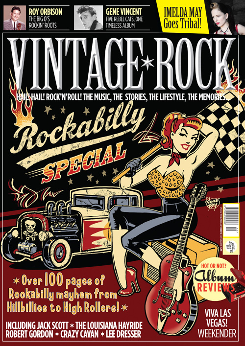 Vintage Rock 12 – Rockabilly Special Out Now!