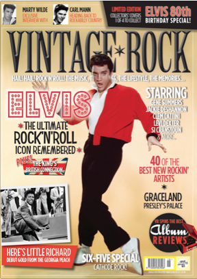 Vintage Rock Issue 15 Out Now!