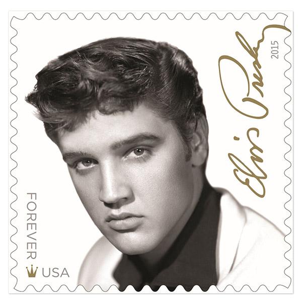 Elvis Forever Stamps!