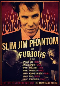 Slim Jim Furious Tour Poster copy