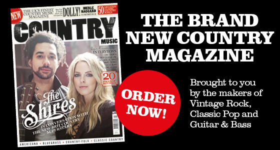 Introducing our new magazine – COUNTRY MUSIC!
