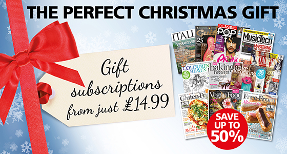 Save up to 50% off magazine subscriptions