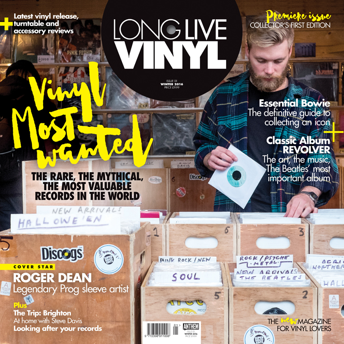 Long Live Vinyl – from the makers of Vintage Rock, Classic Pop