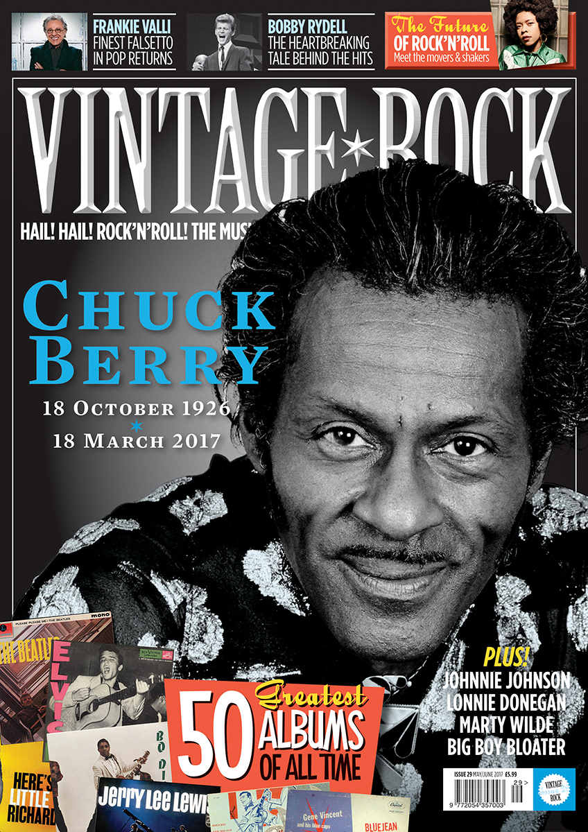 The May/June issue of Vintage Rock is out now!