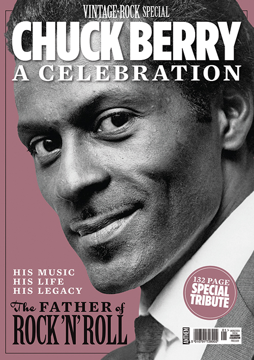 Chuck Berry: A Celebration is on sale now!