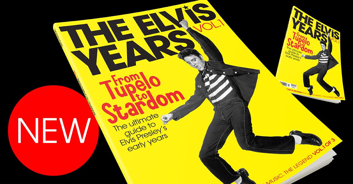 The Elvis Years – Vol. 1 On sale now!