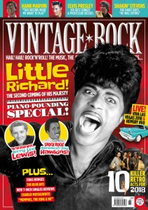 Vintage Rock 36 Little Richard