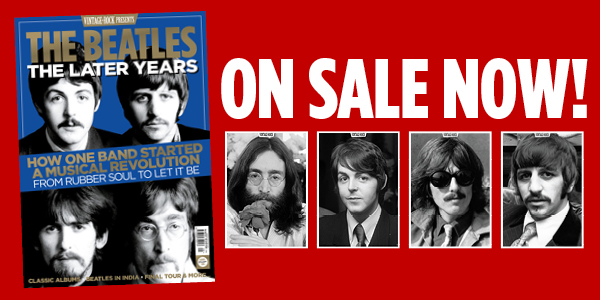 Vintage Rock Presents – The Beatles, The Later Years!