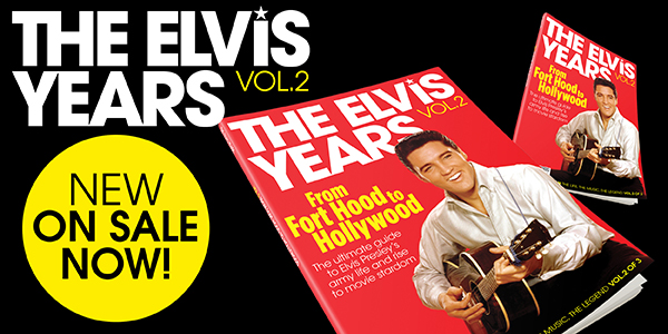 The Elvis Years Vol. 2 is now on sale!