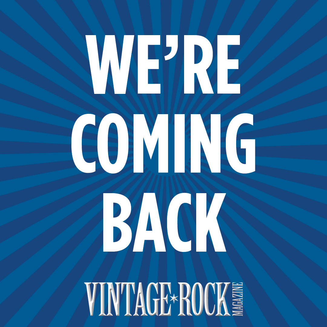 Vintage Rock is coming back!