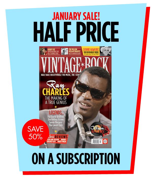 HALF PRICE subscription sale