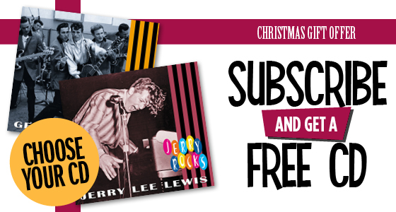 Subscribe to Vintage Rock magazine and get a free CD!
