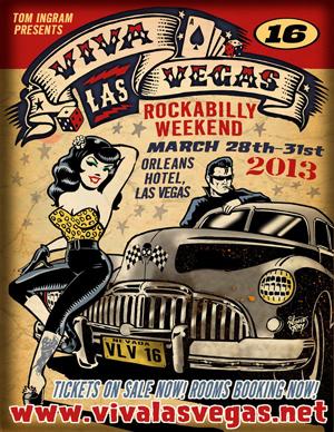 Viva Las Vegas 16 Is Coming!