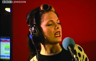 Imelda May In Session on the BBC