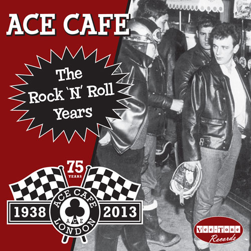 Win New Vee Tone Ace Cafe CDs!