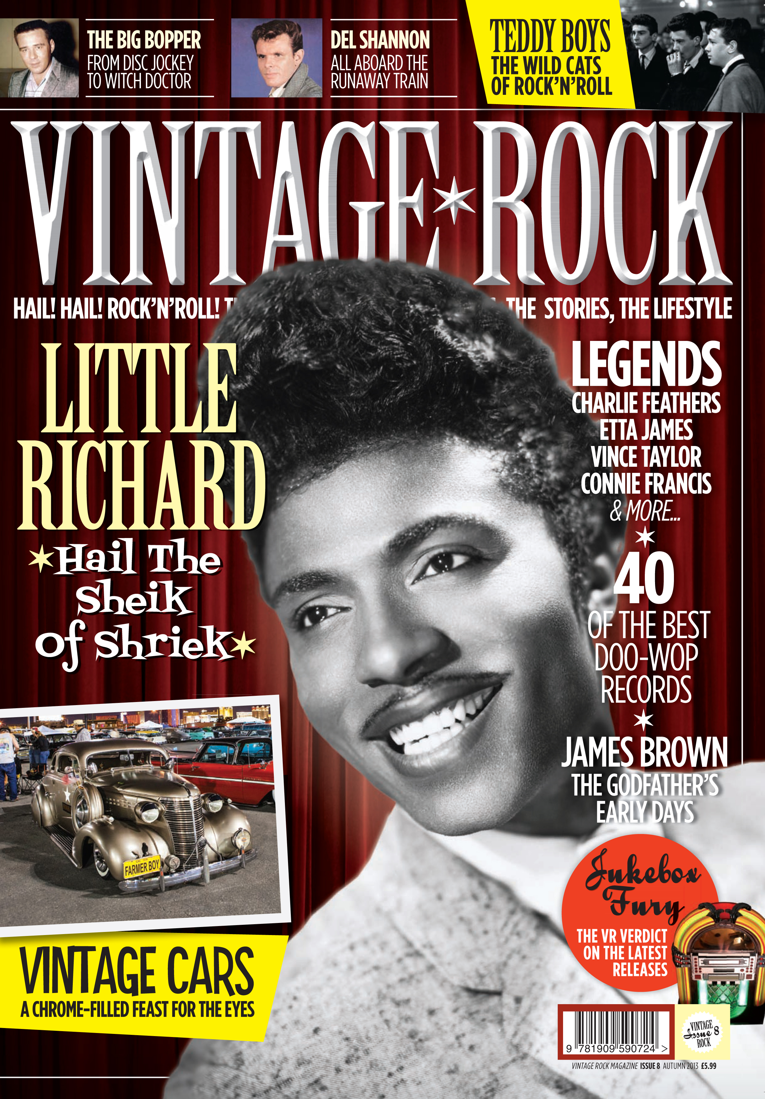 Vintage Rock Issue 8 Is On Sale Now!
