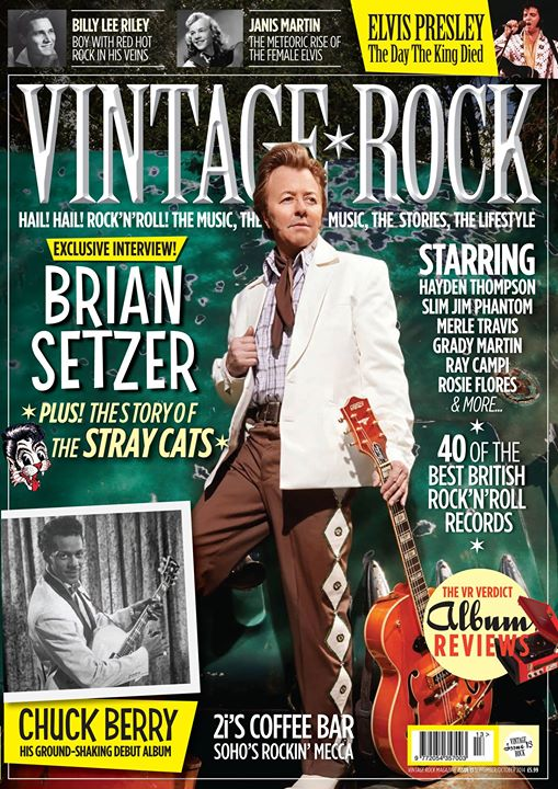 Vintage Rock Issue 13 Out Now!
