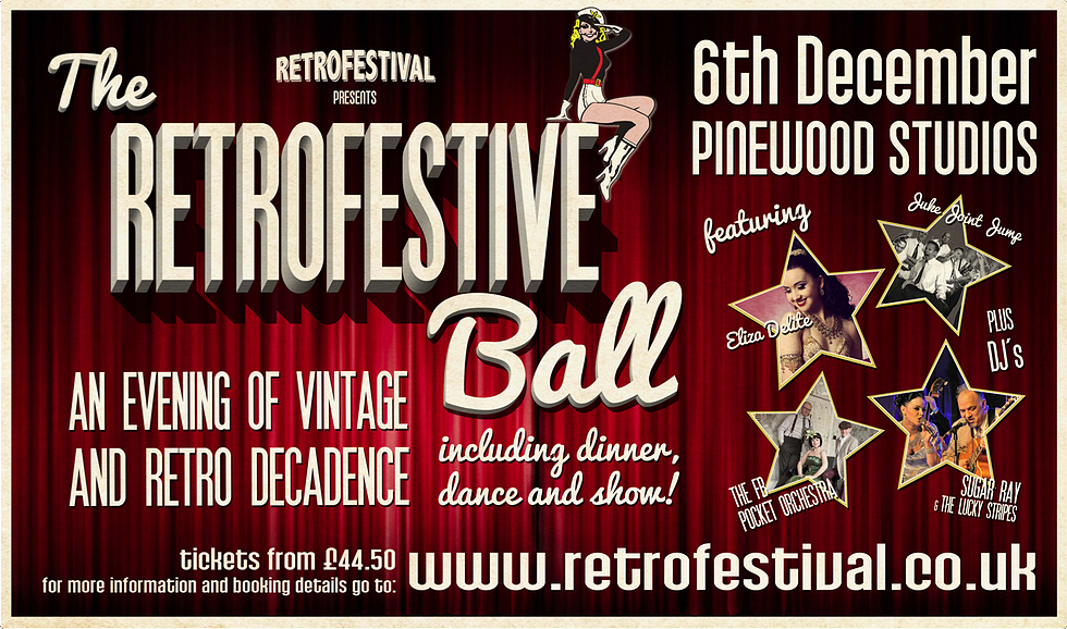The Retrofestive Ball