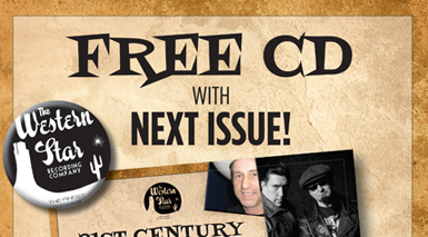 Free Western Star CD With Next Issue
