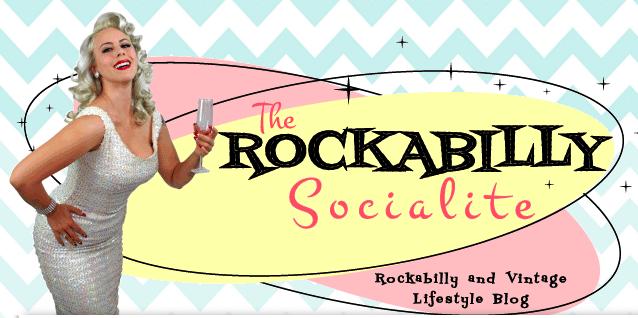 Rockabilly Socialite joins Vintage Rock team