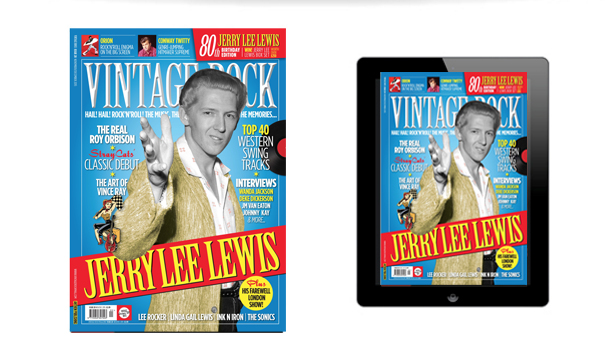 New Issue Of Vintage Rock Out Now !