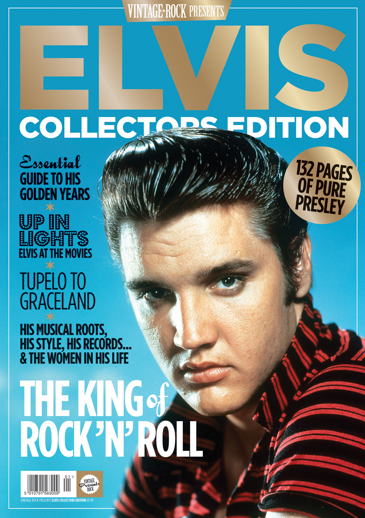 Vintage Rock – Elvis Special On Sale Now !