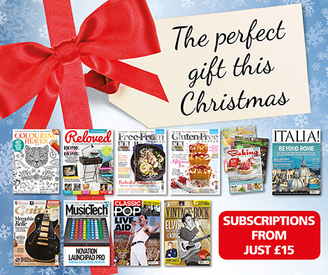 Christmas Gift Subscriptions