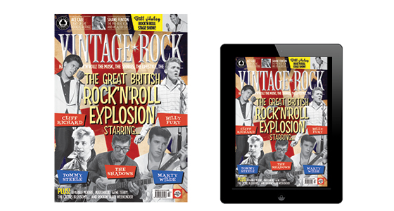Vintage Rock Issue 23 Out Now