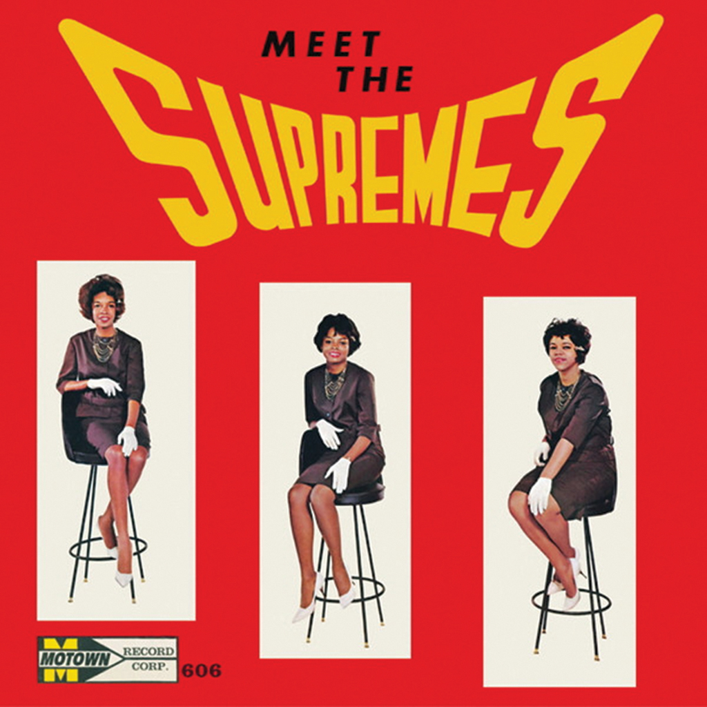 Album of the week! The Supremes – Meet The Supremes