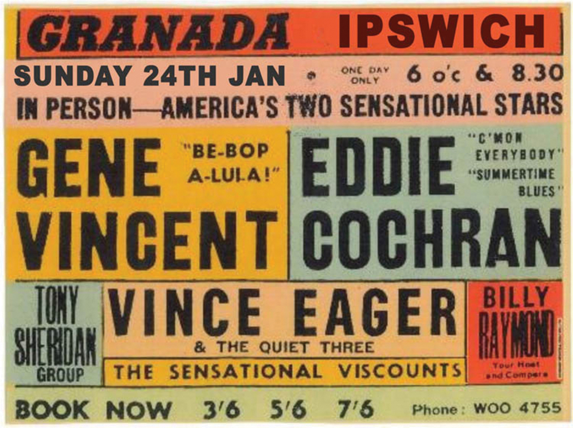 A Life in Rock 'n' Roll: Vince Eager