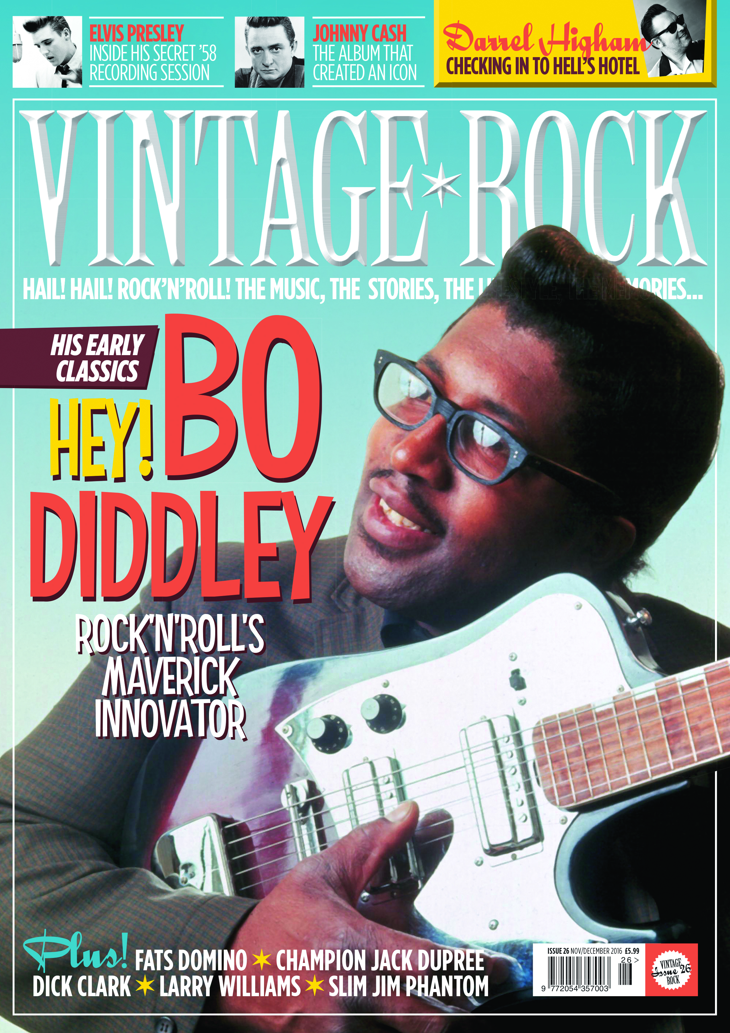 The New Issue of Vintage Rock is out NOW!