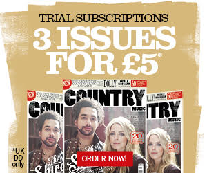 Try 3 issues of Country Music for £5
