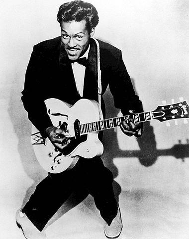 Chuck Berry dies aged 90