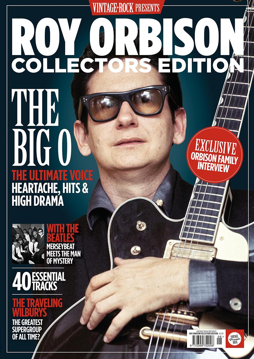 Vintage Rock Presents Roy Orbison is on sale now!