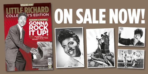 Vintage Rock Presents – Little Richard!