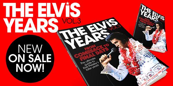 The Elvis Years Vol. 3 is now on sale!