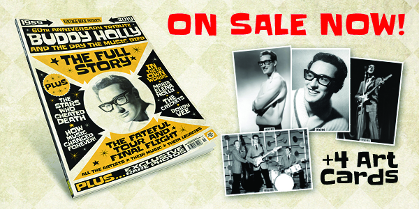 Buddy Holly and The Day The Music Died is now on sale!