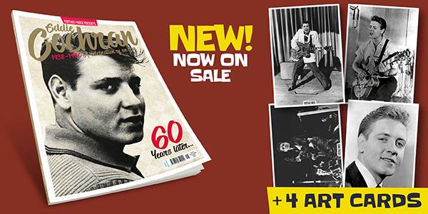 Vintage Rock Presents Eddie Cochran is now on sale!