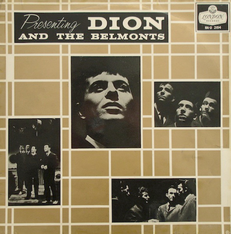 Classic Album: Dion And The Belmonts – Presenting Dion & The Belmonts