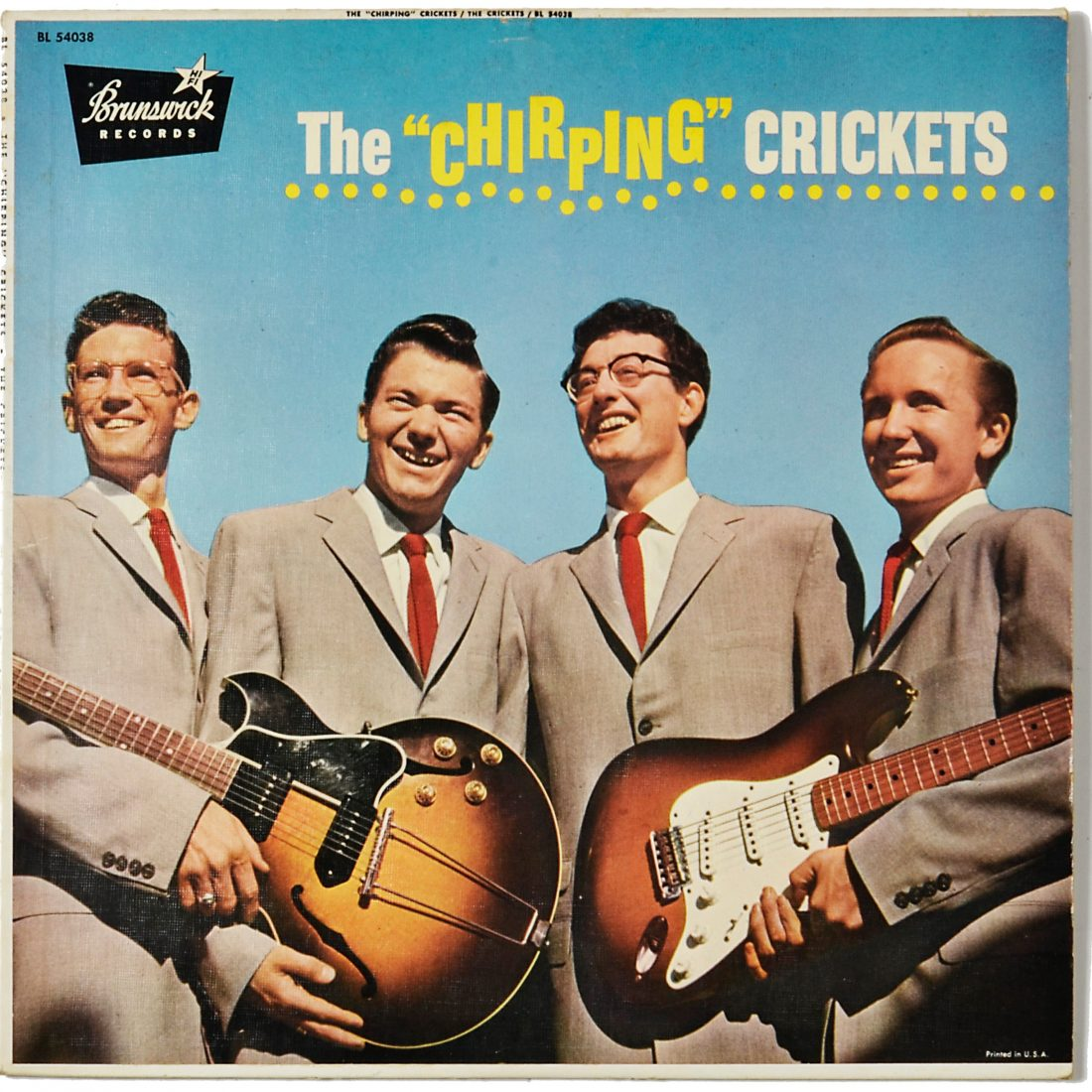 "Classic Album: The ""Chirping Crickets"" – The Crickets"