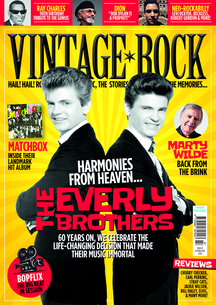 Vintage Rock issue 47 is now on sale!