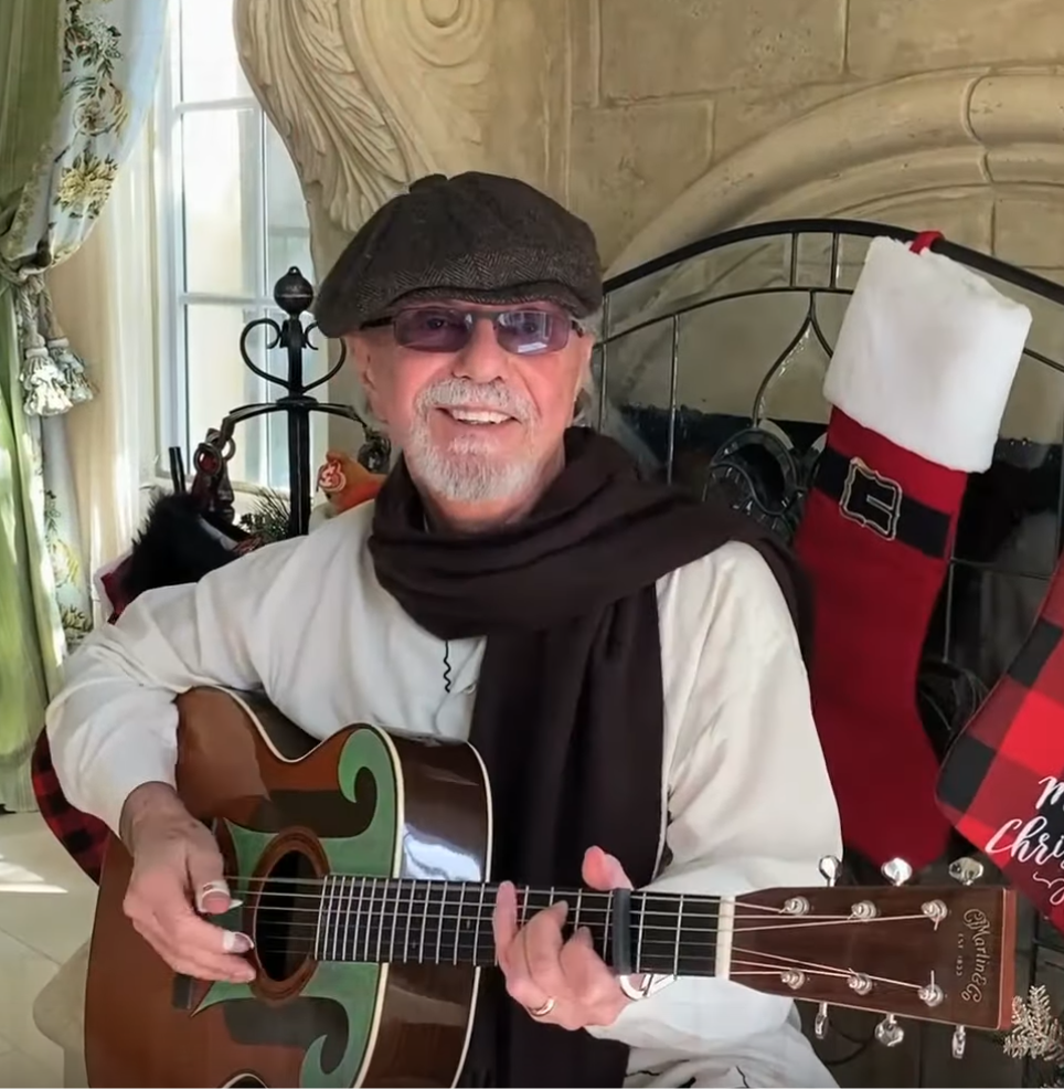 Dion returns with two new Christmas tracks