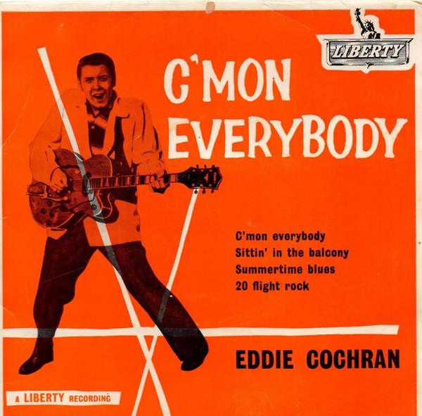 Top 20 Essential Eddie Cochran Tracks