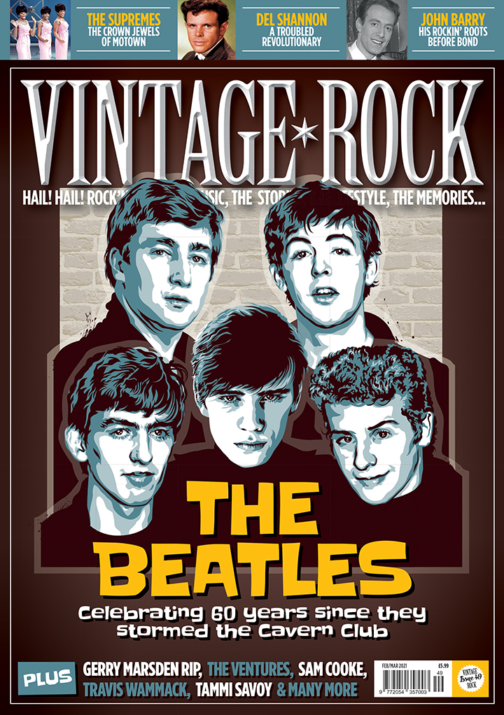 Issue 49 of Vintage Rock is on sale now!
