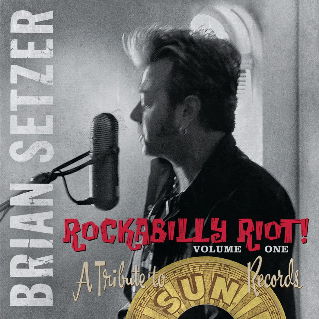 Brian Setzer's Sun Records tribute album to be reissued