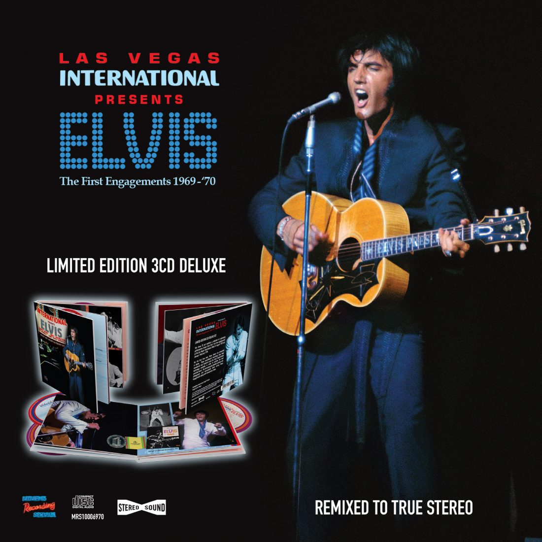 New Elvis live set to be released
