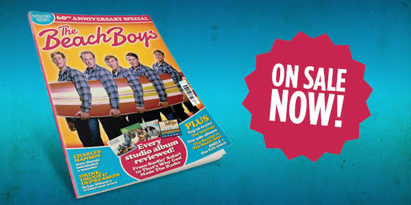 Vintage Rock Presents The Beach Boys is on sale now!