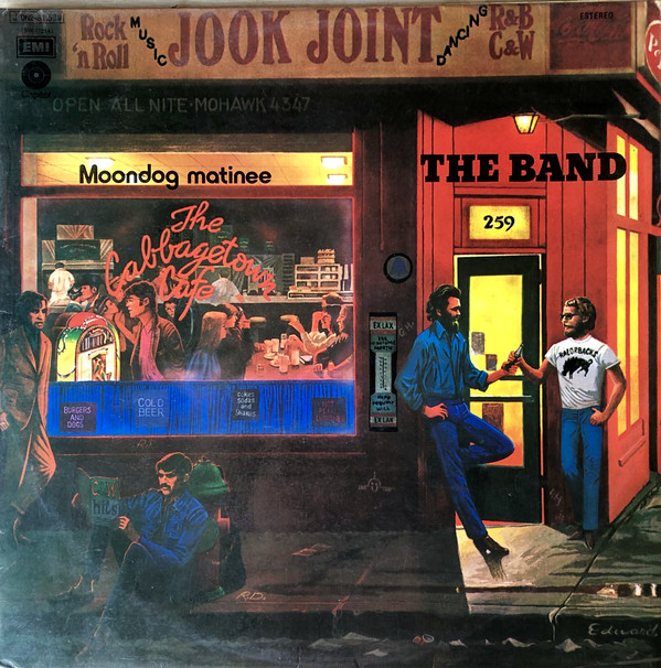 Rock'n'Roll Rehab: The Band – Moondog Matinee
